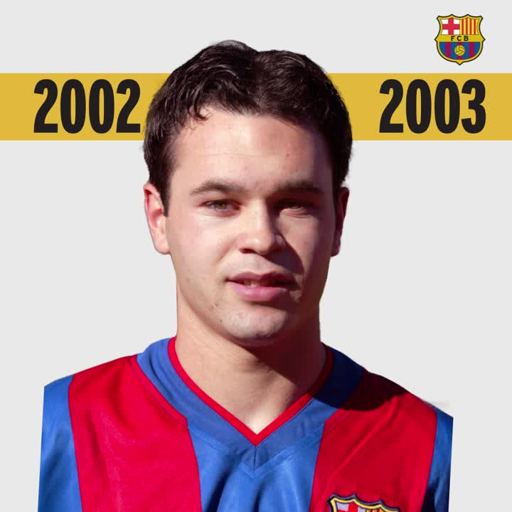 #ForeverIniesta @andresiniesta8: A life as a blaugrana https://t.co/SA5ApaX20z