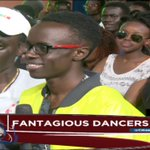 We are taking Kenyan dance style to the world - Fantagious Dancers #10Over10