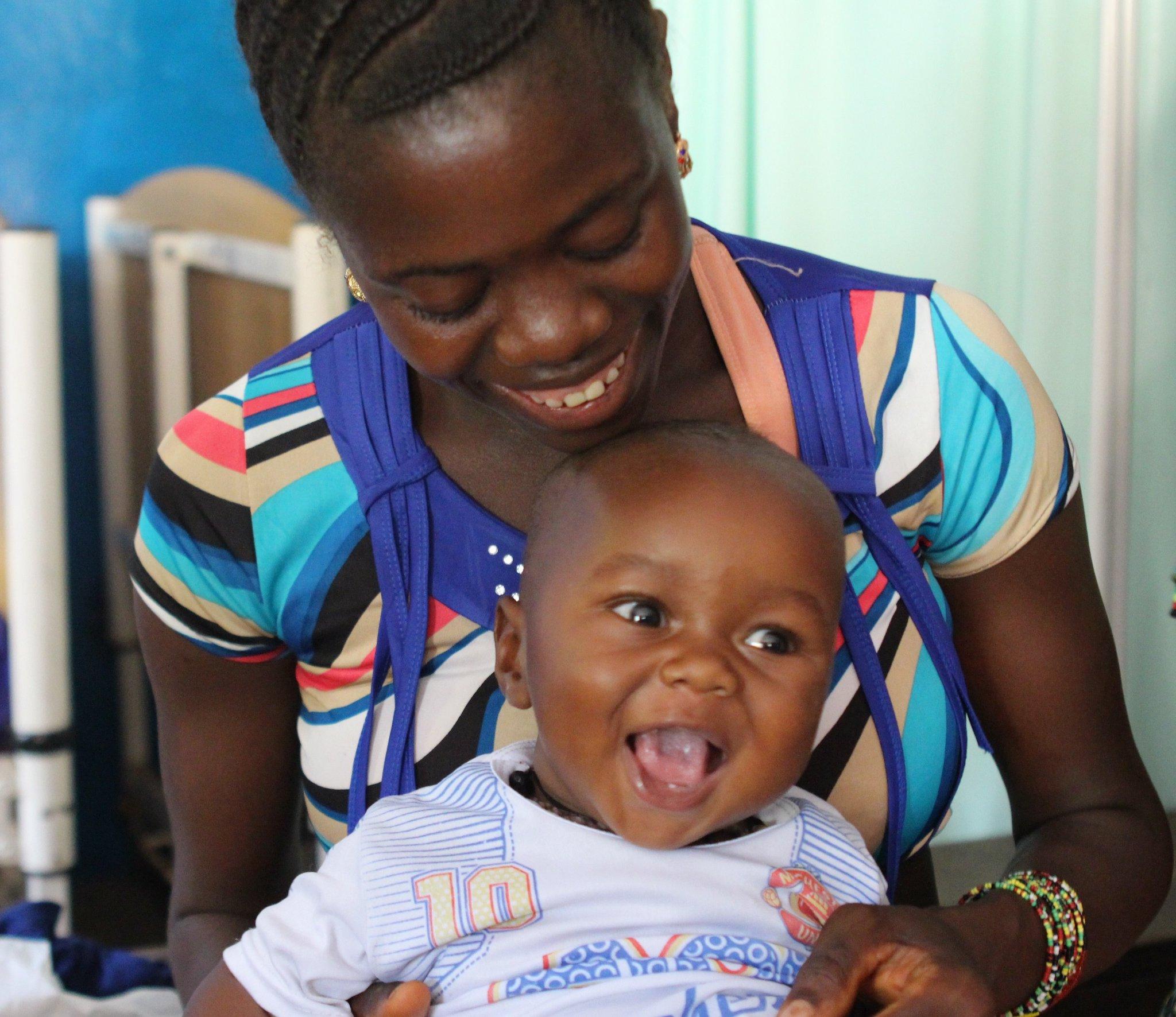 �� this!   #SmileDay  Thanks for the photo @UNICEFSL. https://t.co/roziXIJHwS