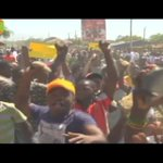 Anti-IEBC protests in Kisumu degenerate into looting