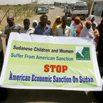 US economic sanctions on Sudan 'lifted'