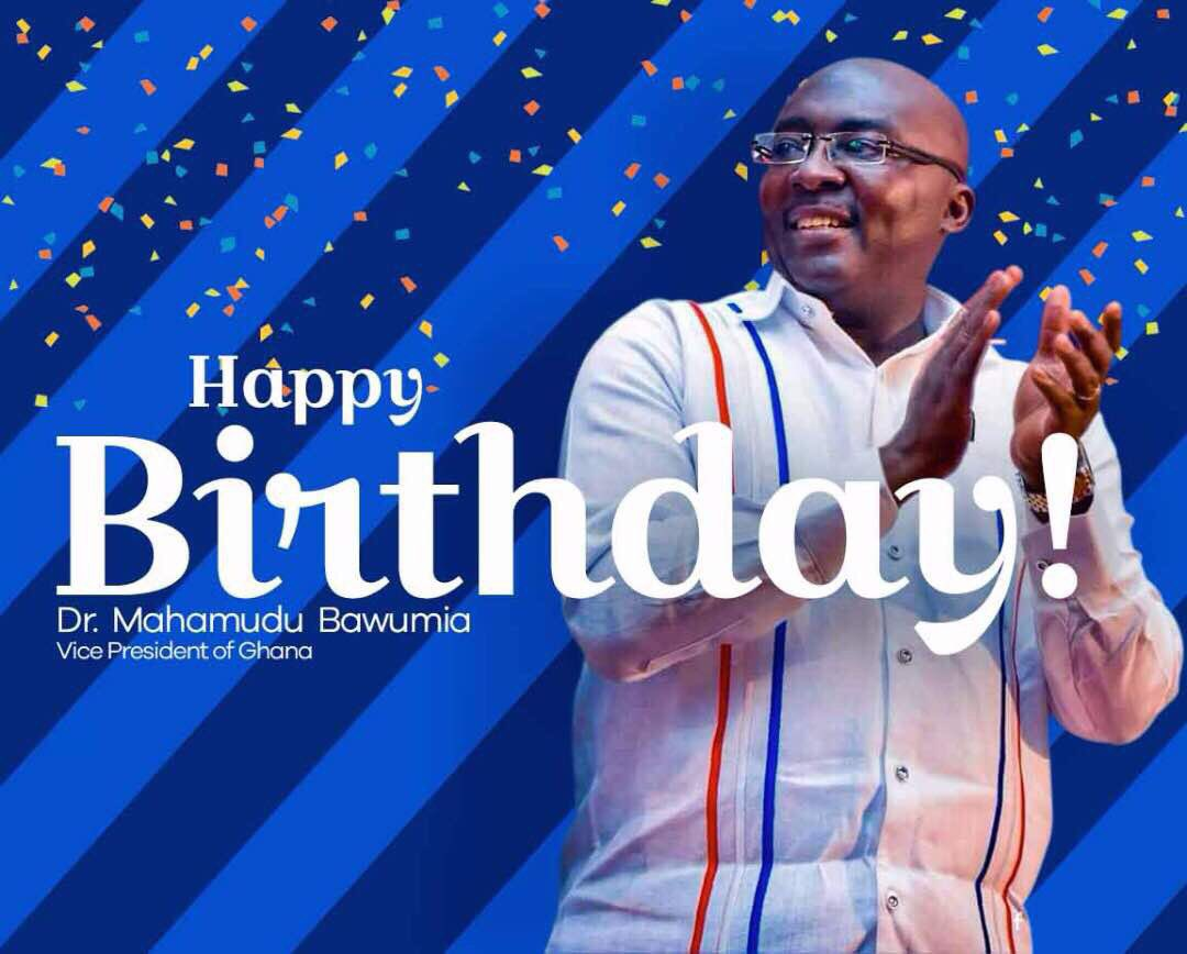 A very happy birthday to my good friends, Dr. @MBawumia and Mr. and Mrs. Eugene Arhin. https://t.co/JHHqPqrPRi