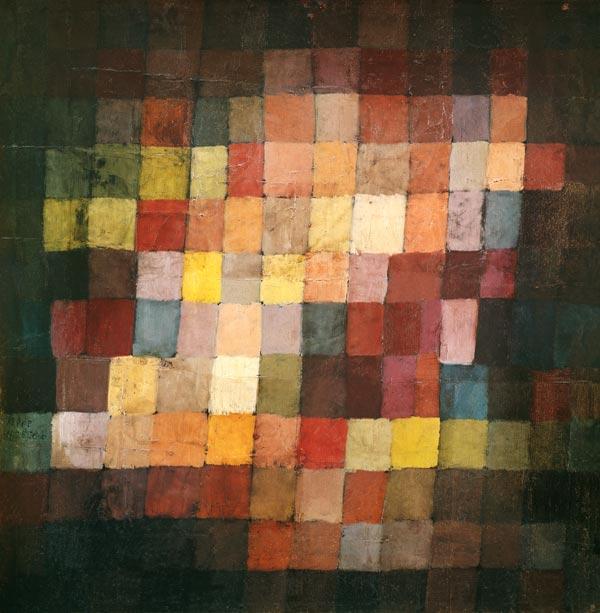 Ancient Harmony Paul Klee https://t.co/dD7xSrJL7S