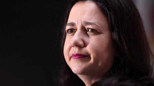 Resignation of Queensland MP Bill Byrne hits Premier Annastacia Palaszczuk