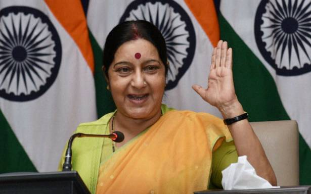 India to grant medical visas to two Pakistanis, says Sushma