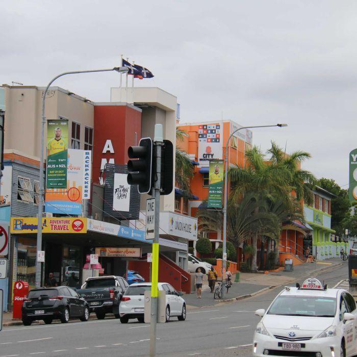 German backpacker death: 33yo man arrested over fatal 'road rage' stabbing of tourist in Brisbane