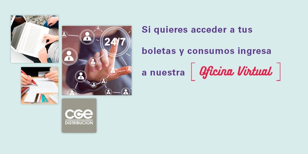 Si quieres acceder a tus boletas y consumos ingresa a nuestra oficina virtual en  https://t.co/AJvP12Orw5 https://t.co/h8UYaqqjAc