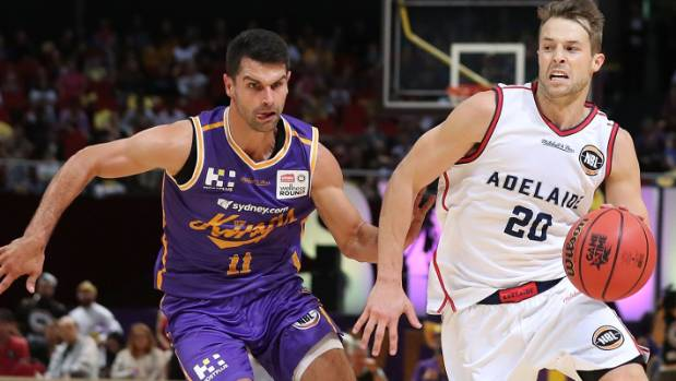 Sydney fade in ANBL opener against Adelaide