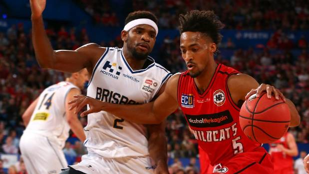 Perth Wildcats start ANBL title defence with win over Brisbane Bullets