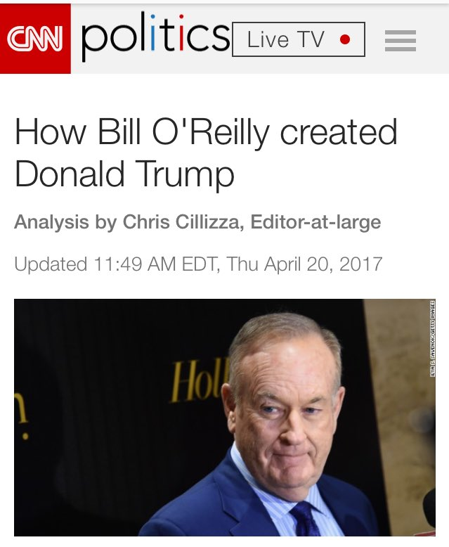 @CillizzaCNN LMFAO! Check out the byline, asshat. https://t.co/z9tLPzect7