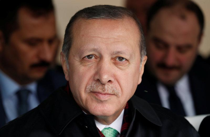 Turkey's Erdogan says major operation in Syria's Idlib
