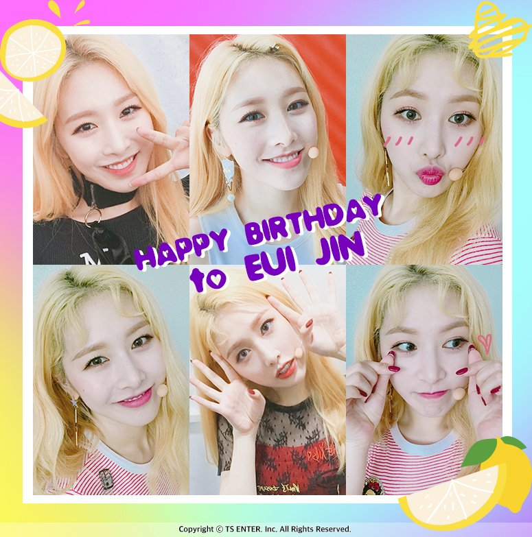 20171008 HAPPY BIRTHDAY to 의진(EUI JIN) #HappyEUIJINDay #의진 #EUIJIN #SONAMOO #소나무 https://t.co/OMfNt1Ydxm