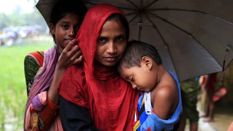 """India must do its bit to safeguard the fundamental rights of the Rohingya"""