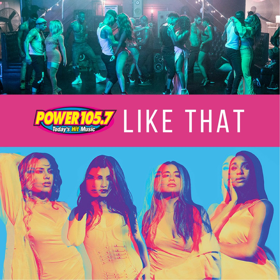 @POWER1057 we love that you've added #HeLikeThat. Thanks a lot! �� https://t.co/5TFdZBkae9