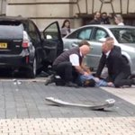 Eleven injured in car crash near London museum, terrorism ruled out