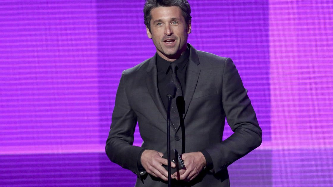 Patrick Dempsey returns to home state for cancer fundraiser
