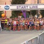 Fourth Annual Queen Bee Half Marathon draws record crowds
