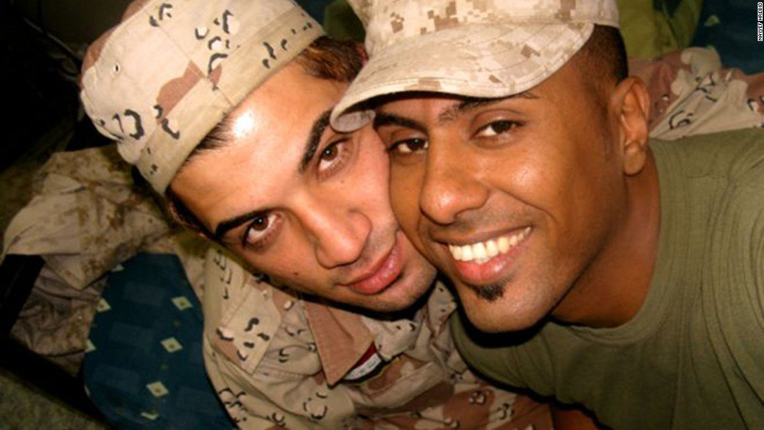 Meet the gay Iraqi soldiers who found love amid war -- then fled to the United States https://t.co/47yZS35VBT https://t.co/co5NcqVm1m