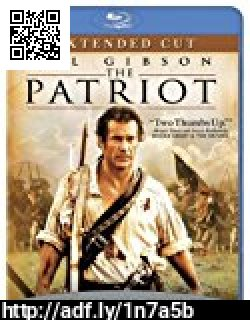 The Patriot (Extended Cut) [Blu-ray] #The #Patriot #(Extended #Cut) https://t.co/HDI8MnNm9Q
