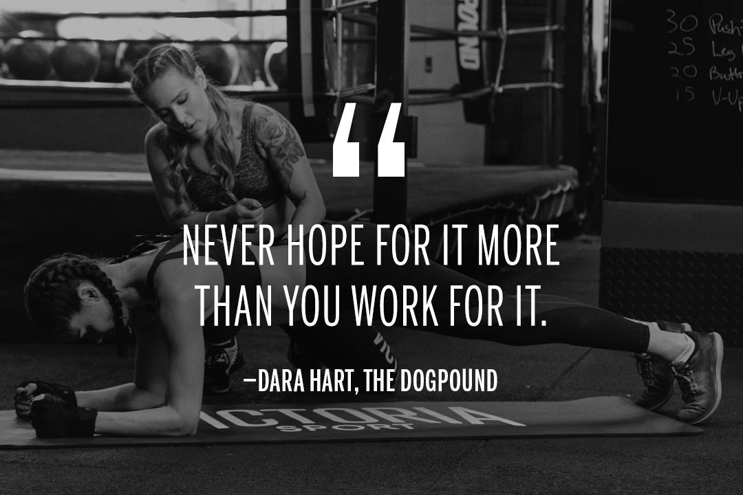 Motivation achieved. #TrainLikeAnAngel with Dogpound's Dara Hart & Adriana: https://t.co/Xwo7j7u0cX https://t.co/YgiMKmR8bS