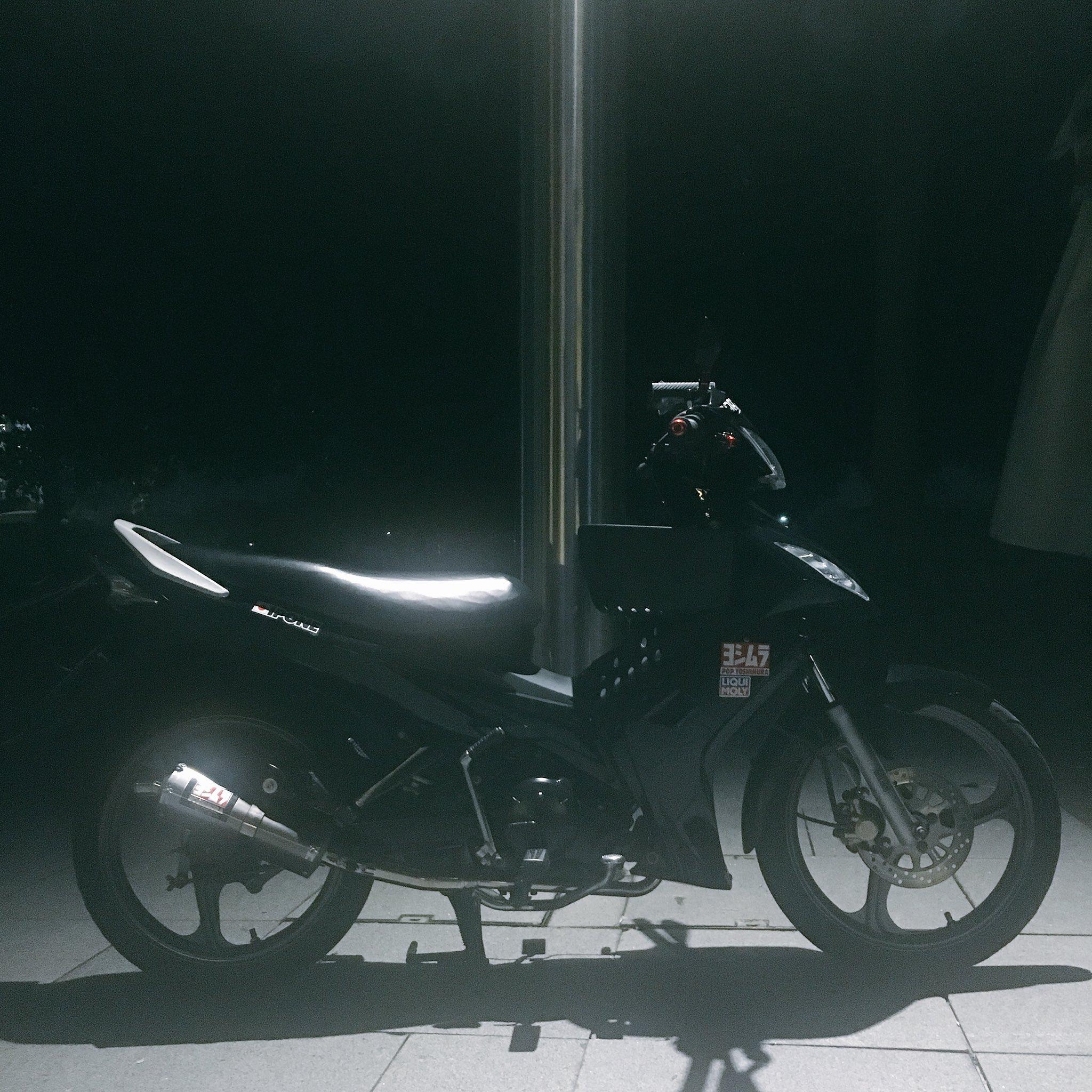 Alhamdullilah dapat jugak motor sendiri ������ https://t.co/ELAnxLfZGA