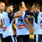 Sydney FC shut down Melbourne Victory to begin title defence with a road win