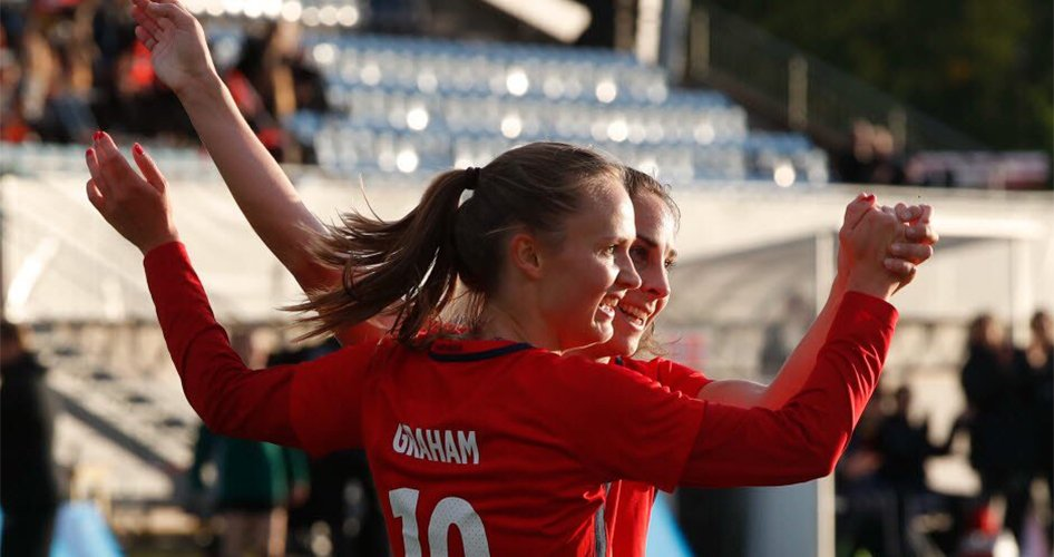 Soccer: Norwegian Football Association to pay male and female players equally: https://t.co/VaduVRXM4W https://t.co/7TAx34d8EA