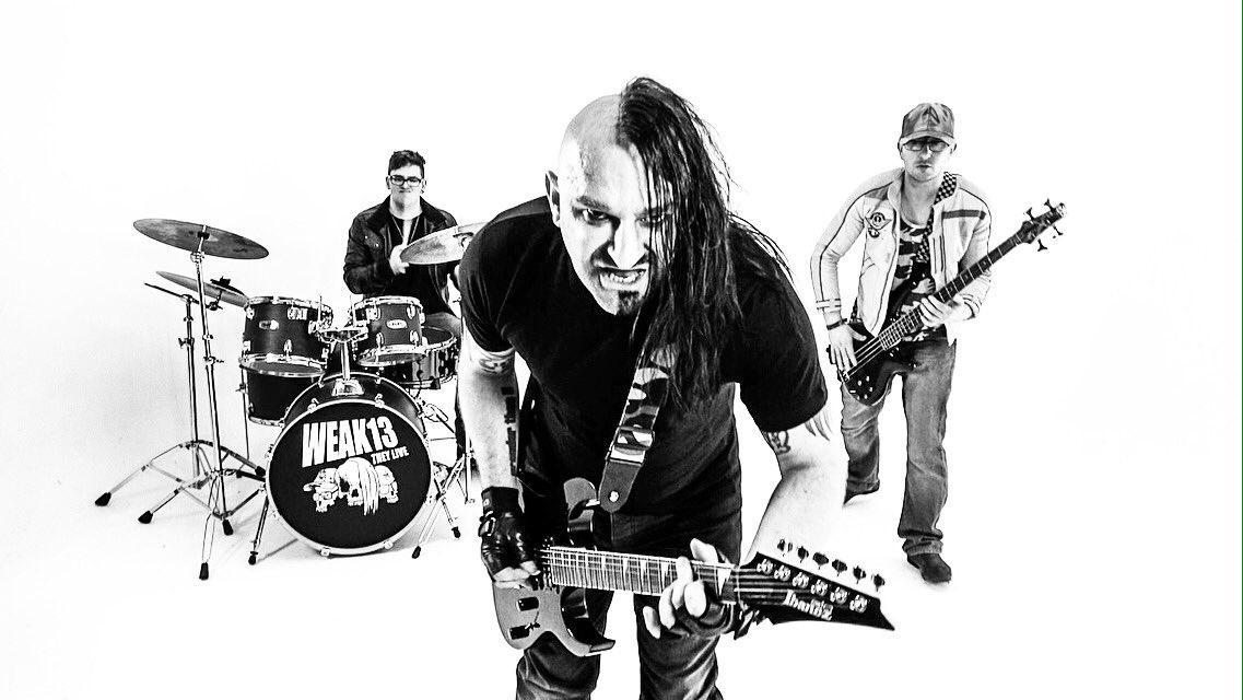 Brand new music video for WEAK13 filmed on Sunday October 8th.  #musicvideo #filmmaking  #westmidlands #alternative https://t.co/NTldPUxFMT