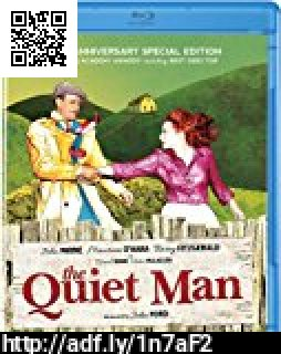 The Quiet Man (60th Anniversary Special  #The #Quiet #Man #(60th #Anniv https://t.co/WSXDtUnVum