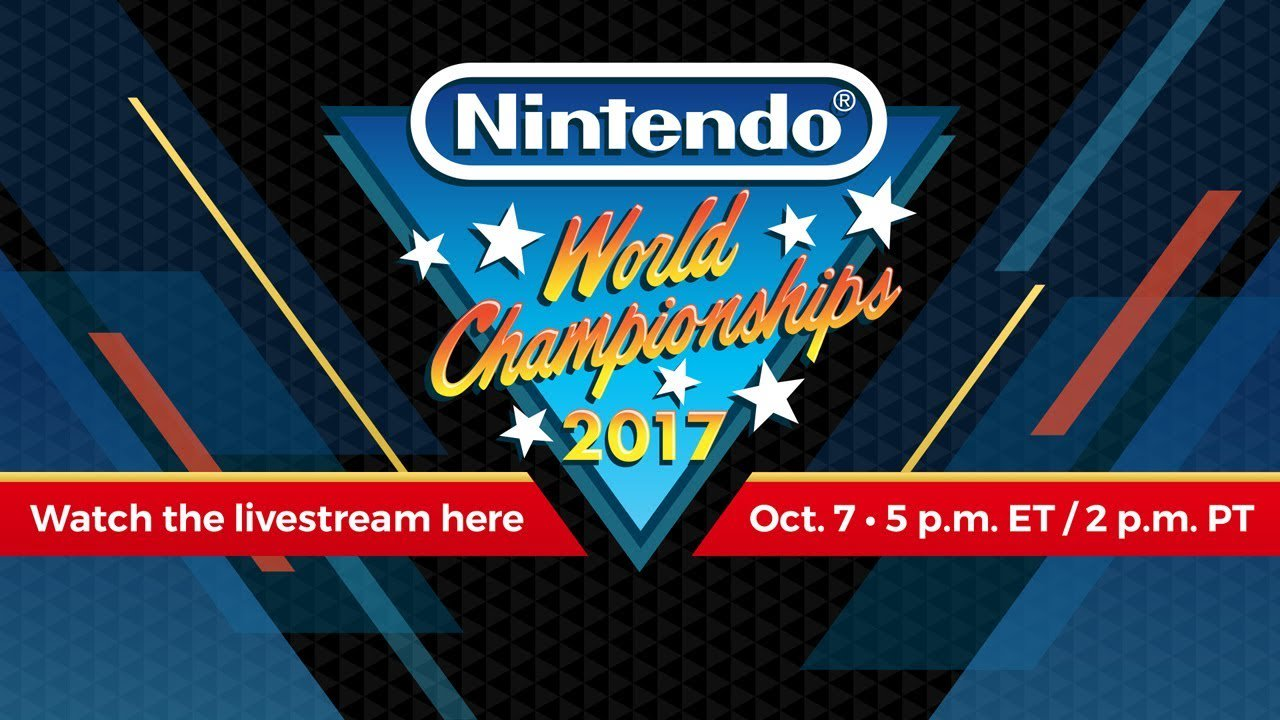 「��LIVE」 Nintendo World Championships 2017 (10.7.17) →https://t.co/h3nO2jvtnm Join up! #NWC2017 https://t.co/NW13qB1X4R