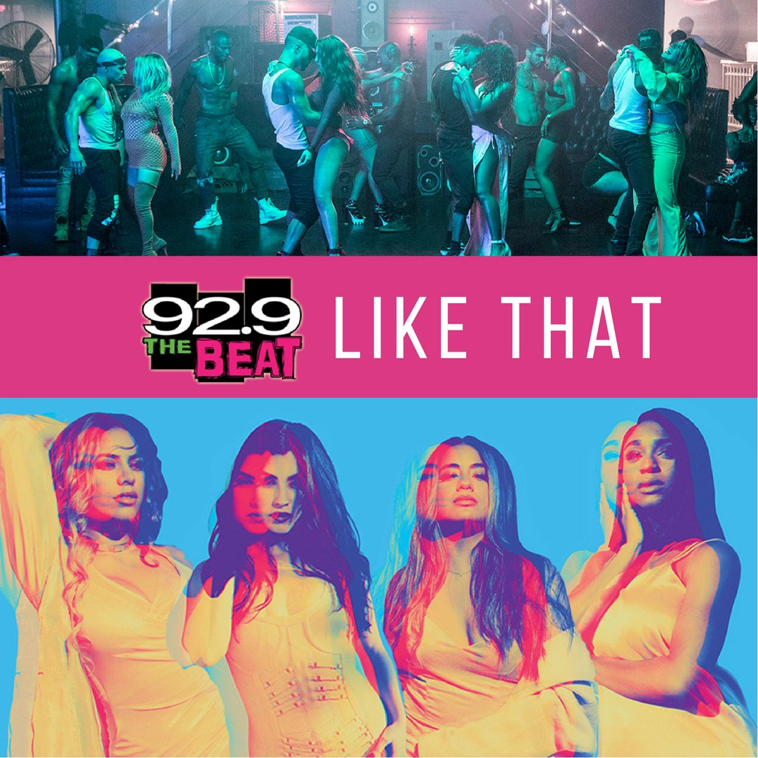 @929TheBeat it makes us so happy to hear you've added #HeLikeThat. Appreciate it! https://t.co/3U5lZ9OTTZ