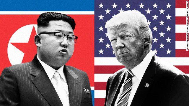 President Trump on North Korea: 'Only one thing will work' https://t.co/EVm6t70vKk https://t.co/IRQ1yHUlPI