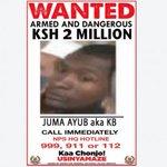 Kenya puts Sh100 million bounty in hunt for suspected terrorists
