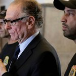 Brazil's Nuzman steps way from Olympics committee after his arrest