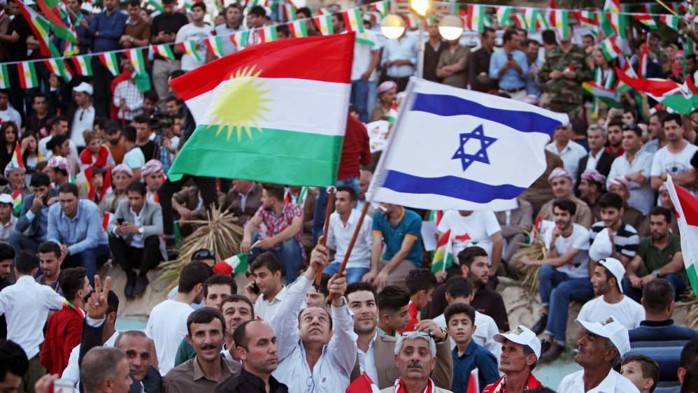 Opinion: Why is Israel supporting Kurdish secession from Iraq? by @LamisAndoni