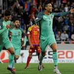Cristiano Ronaldo lifts Portugal to victory in 2018 FIFA World Cup qualifier, sets up Switzerland showdown