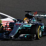 Mercedes driver Lewis Hamilton wins Japanese F1 Grand Prix to close on crown