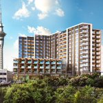 Conrad selling off-the-plan Auckland apartments for NZ residency