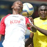 TEAM NEWS: Two changes for Sharks against AFC Leopards