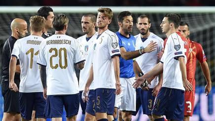 Nazionale, con l'Albania bisogna vincere: c'è il rischio seconda fascia