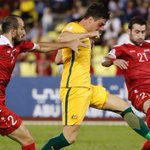 World Cup 2018 qualifiers: Tomi Juric keen to run Syrians off their feet after 'cabbage patch' meltdown in Malaysia