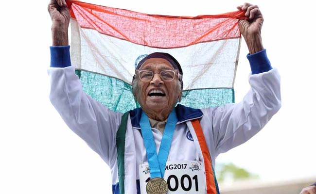 101-Year-Old Punjabi Grandma Is A Runner. Find Out Her Fitness Secret