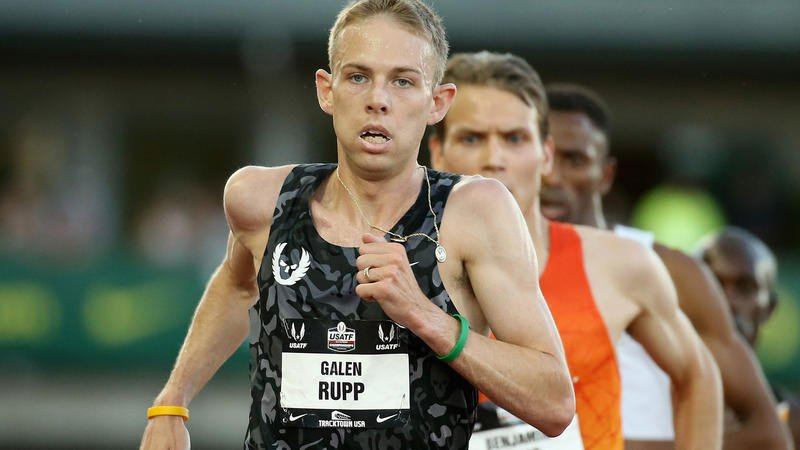 Galen Rupp becomes first American man to win Chicago Marathon since 2002