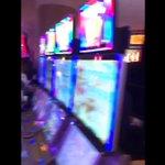 Panic following Vegas shooting