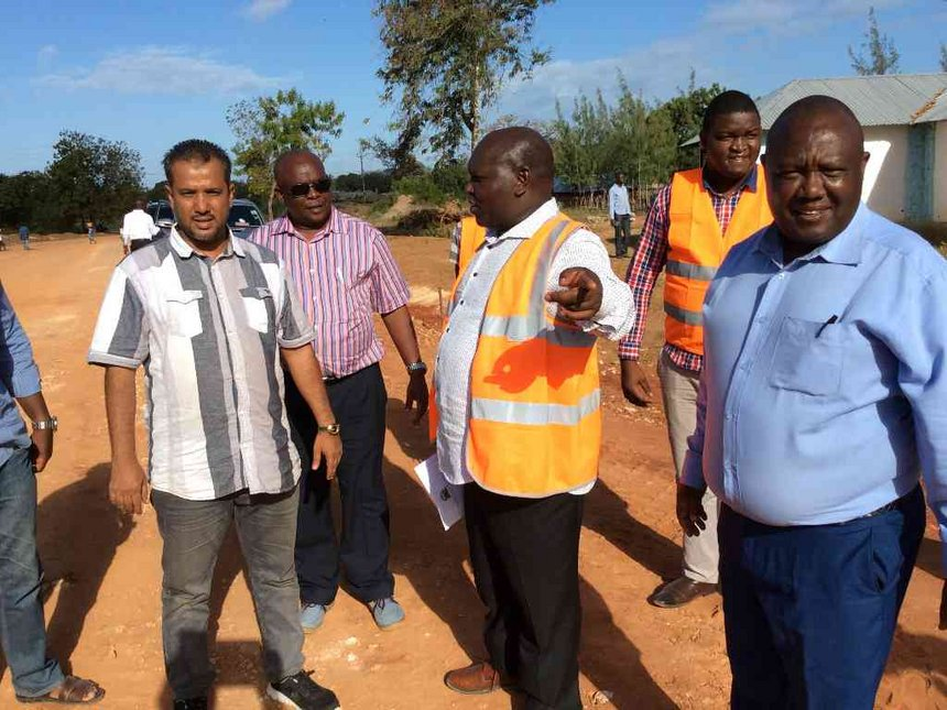 Terror attacks delay Sh10 billion Garsen- Witu - Mokowe road project