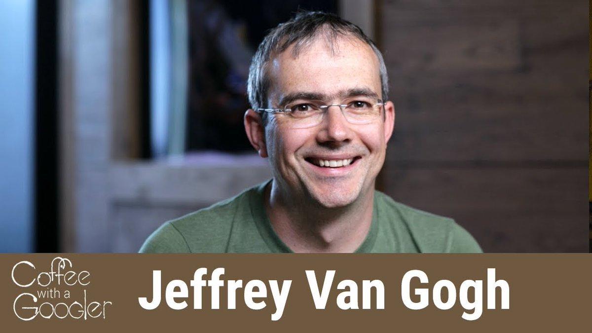 Kotlin and Android Studio: #CoffeeWithAGoogler meets Jeffrey Van Gogh