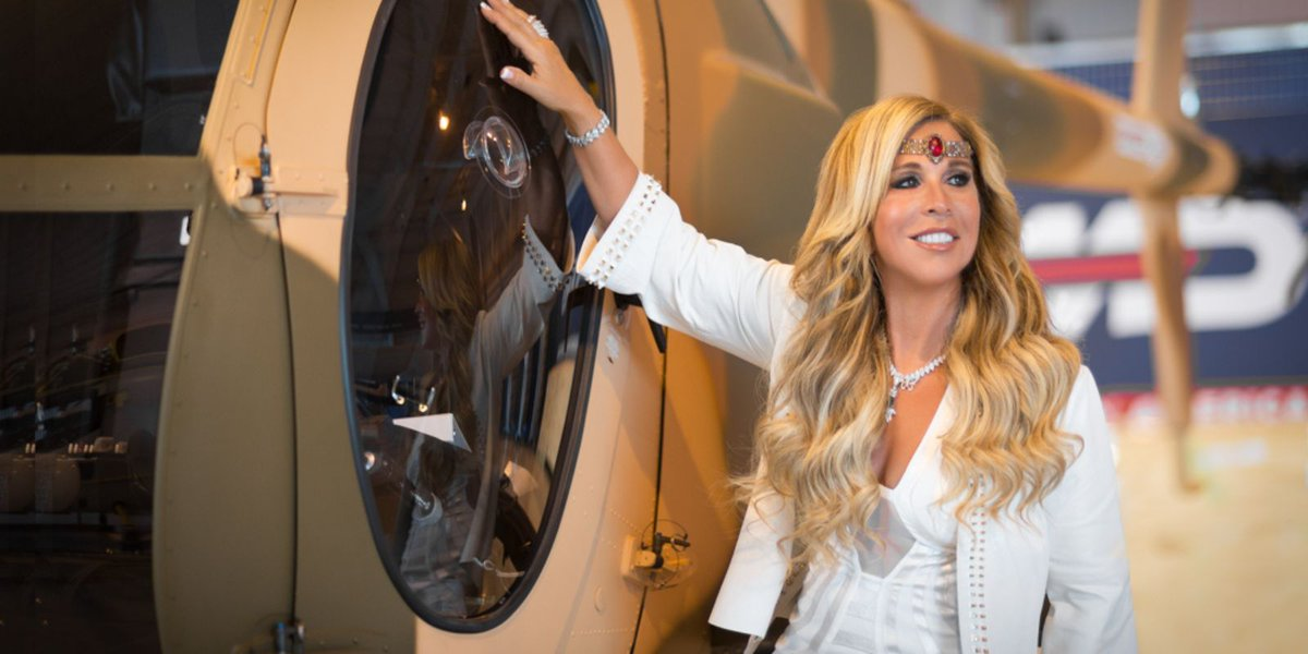 With a little flash and a lot of drive, CEO Lynn Tilton inspires women in business