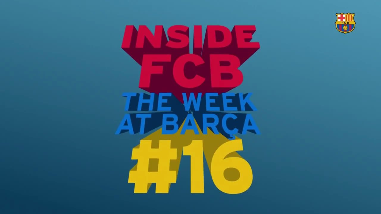 ��  [ZAPPING BARÇA] ��  �� The best moments of the last 7️⃣ days. Which is your best? ���� https://t.co/BmpCh7u4py