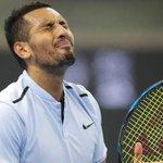 Nick Kyrgios swears at umpire during loss to Rafael Nadal in China Open final