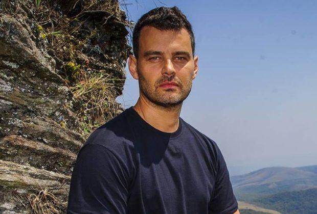 "Carmo Dalla Vecchia. Foto do site da RD1 que mostra Aguinaldo Silva vence disputa e consegue Carmo Dalla Vecchia para ""O SétimoGuardião"""